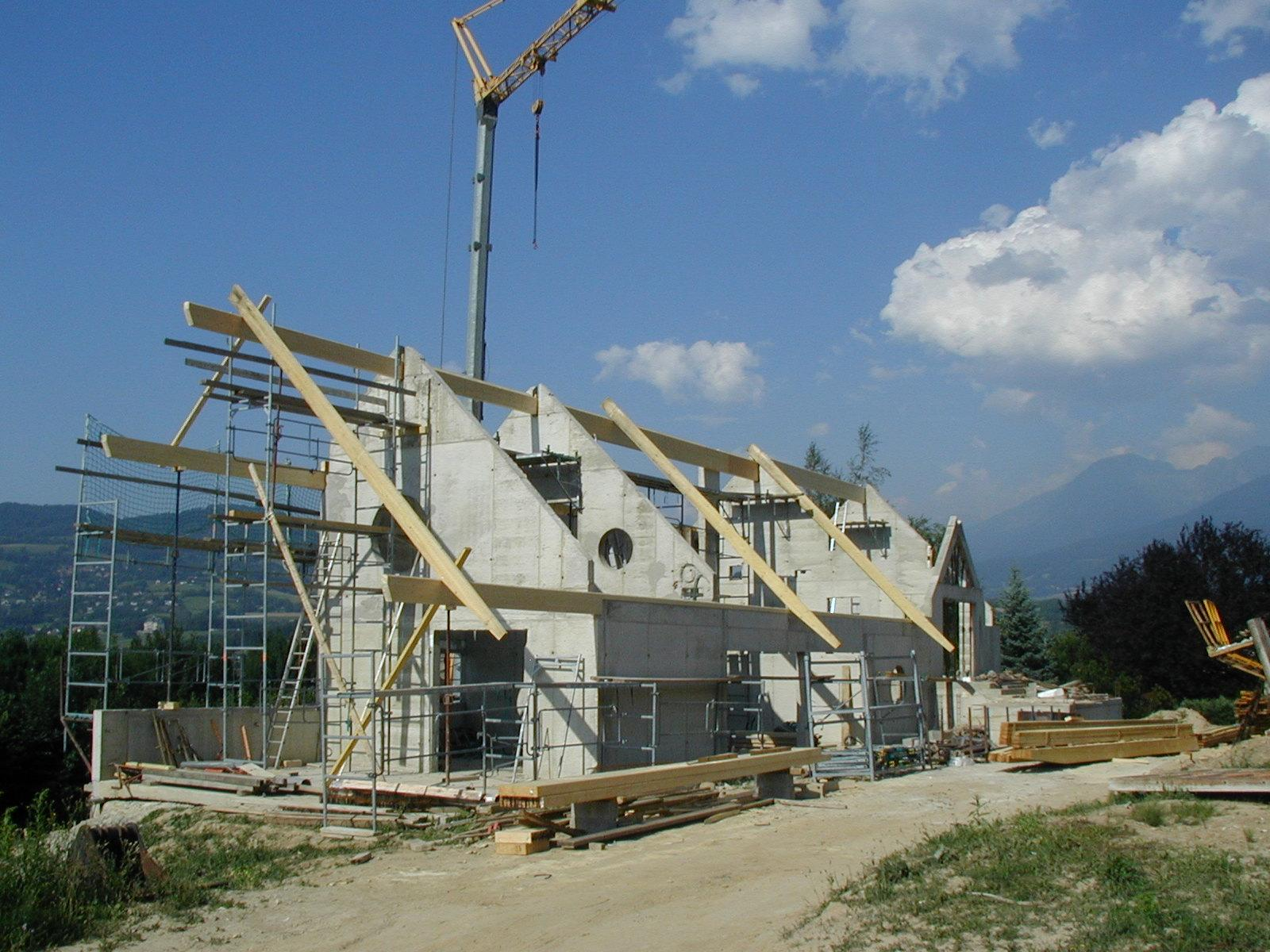 Cupani Construction > En chantier